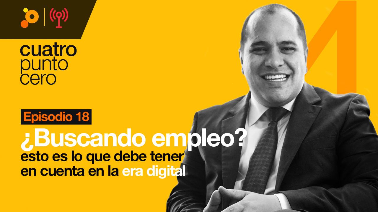 ¿Buscando empleo? esto es lo que debe tener en cuenta en la era digital