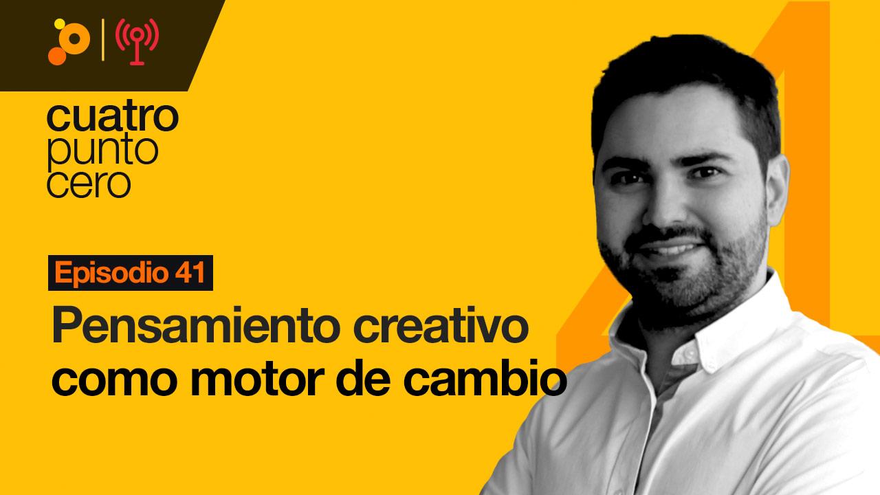 Design Thinking: Pensamiento creativo como motor de cambio