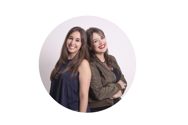 Ainhoa Pérez y Ana María Toro