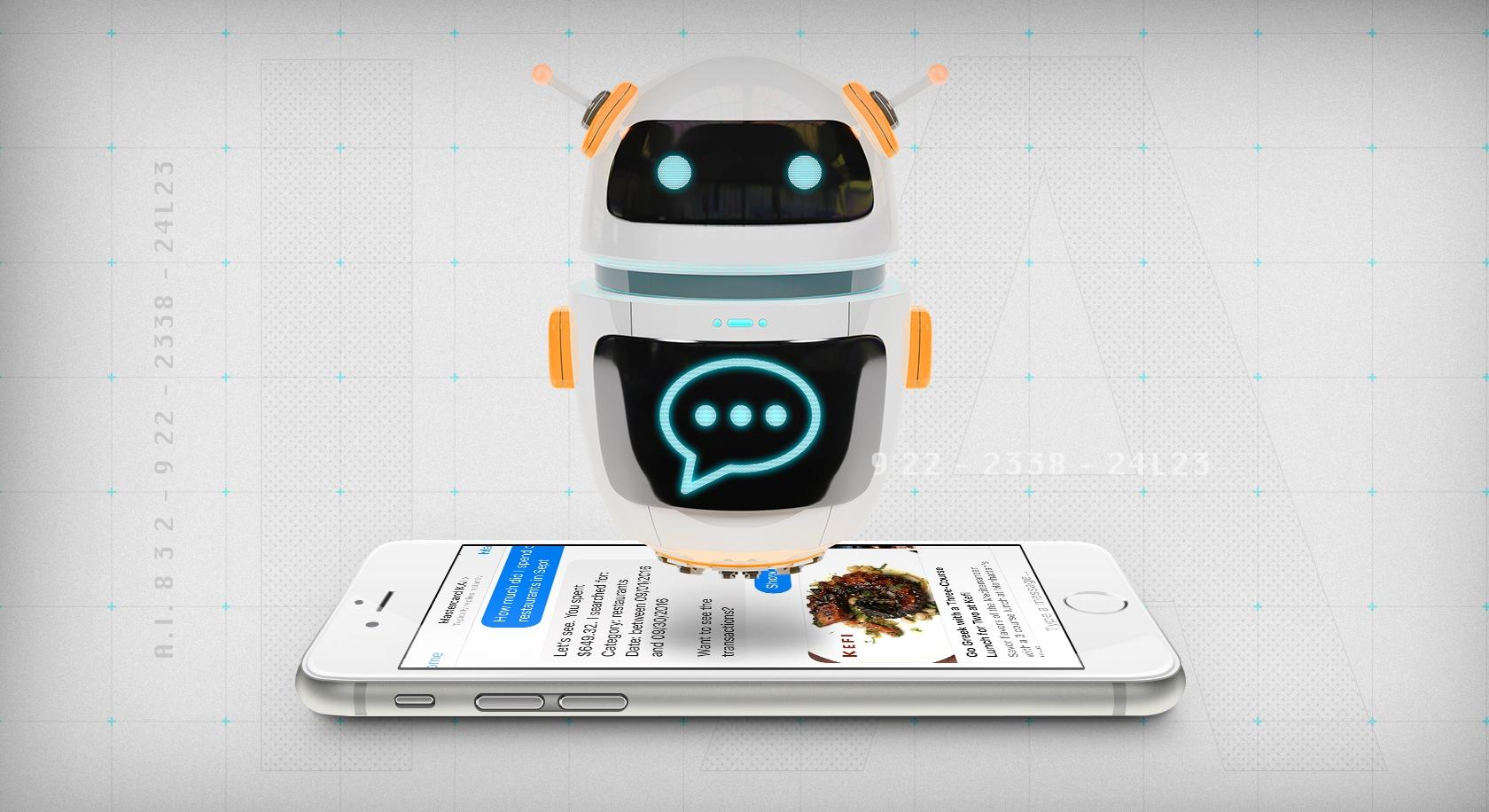 Inteligencia artificial en celular