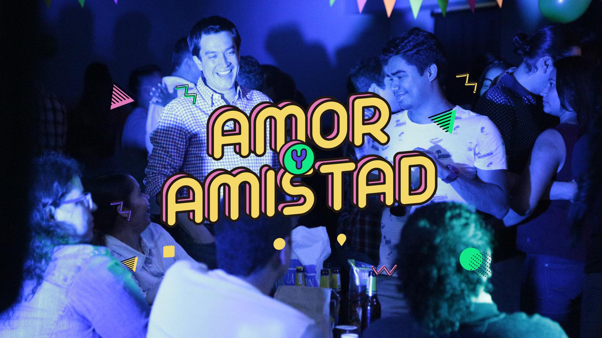 Todos bailando: fiesta de amor y amistad 2019